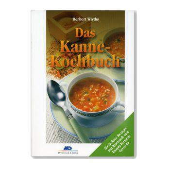 """""""Das Kanne Kochbuch"""" von Herbert Wirths"""
