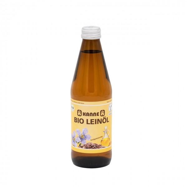 Kanne Bio-Leinöl 0,33 l