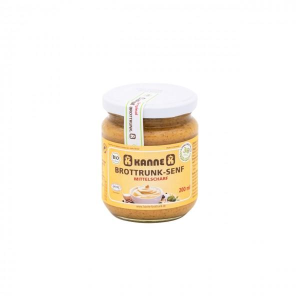 Kanne Bio Brottrunk® Senf 200 ml