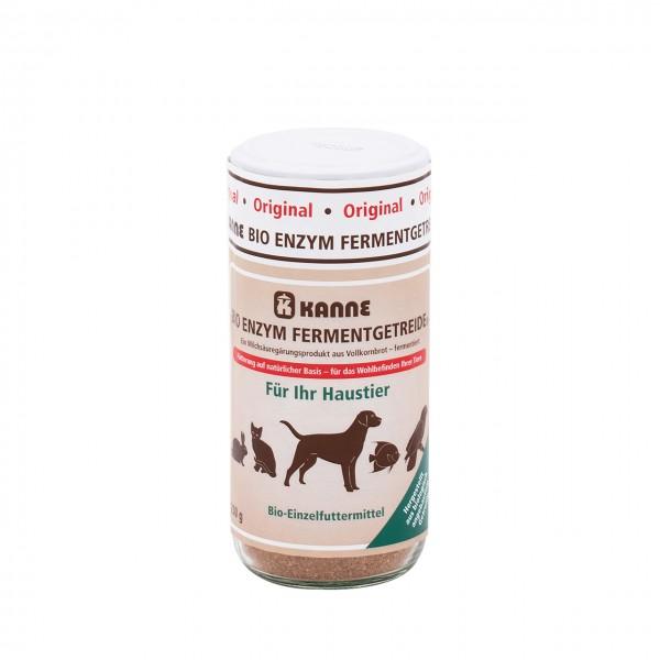 Kanne Bio Enzym-Fermentgetreide® für Haustiere 250 g