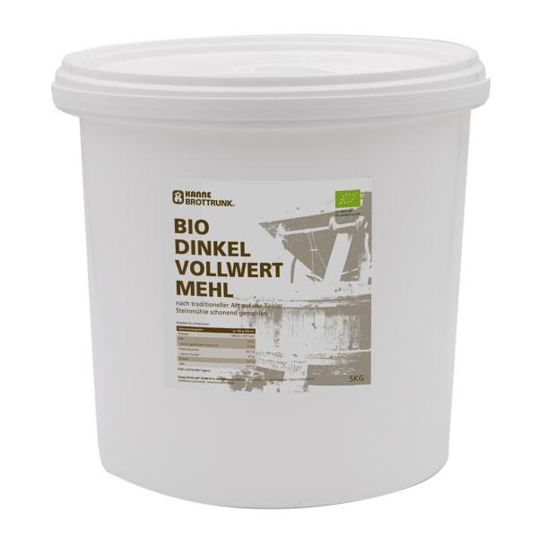 Bio Dinkel Vollwertmehl 5 kg