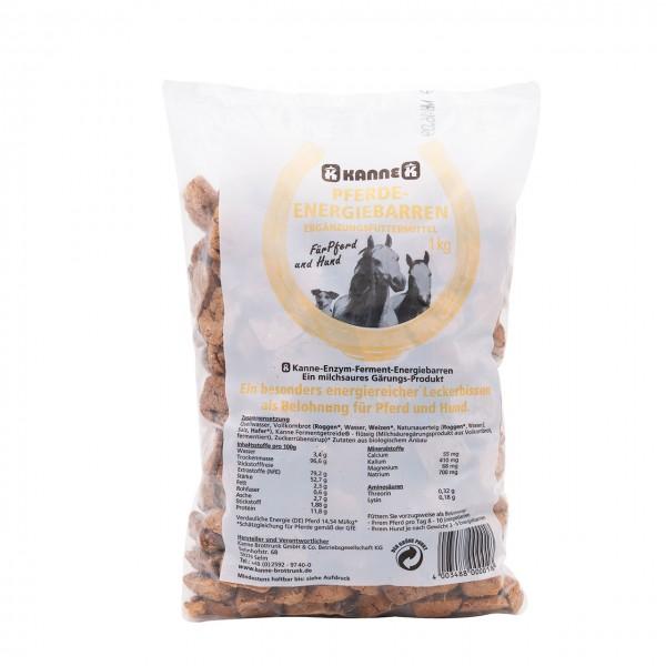 Kanne Enzym-Ferment-Energiebarren 1 kg