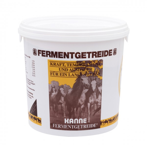 Fermentgetreide® für Tiere 7 kg