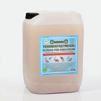 Kanne Bio Fermentgetreide® flüssig für Edelfische 25 kg