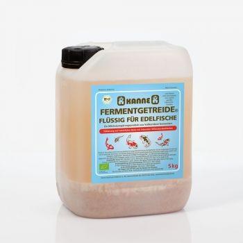 Kanne Bio Fermentgetreide® flüssig für Edelfische 5 kg