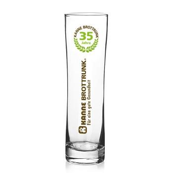 Jubiläumsglas 0,33 l