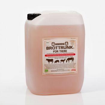Original Kanne Bio Brottrunk® für Tiere 25 kg