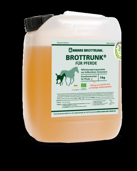 Original Kanne Bio Brottrunk® für Pferde 5 kg