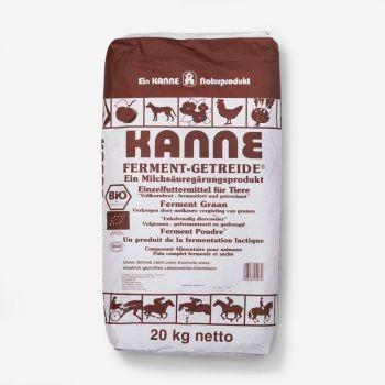 Fermentgetreide® für Tiere Sack 20 kg
