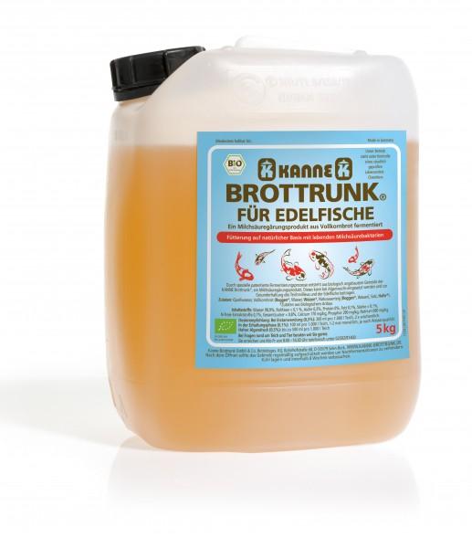 Original Kanne Bio Brottrunk® für Edelfische 5 kg