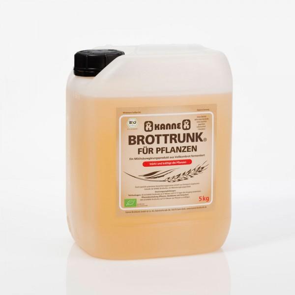 Original Kanne Bio Brottrunk® für Pflanzen 5 kg
