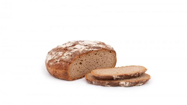 Natuurlijk brood 750 gr
